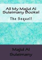 All My Majid Al Suleimany Books!