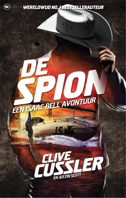 De spion - Clive Cussler |