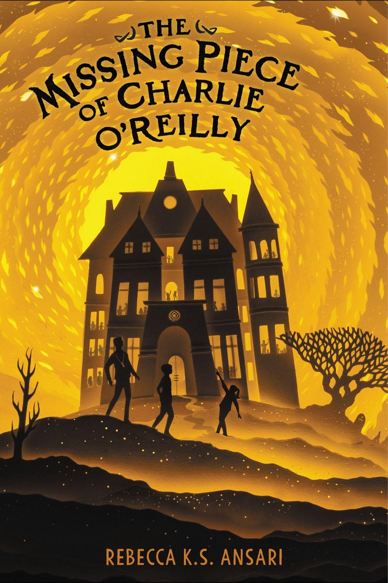 The Missing Piece of Charlie O'Reilly - Rebecca K.S. Ansari