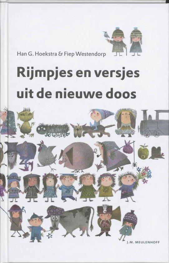 Rympjes en versjes uit de nieuwe doos - H.G. Hoekstra pdf epub