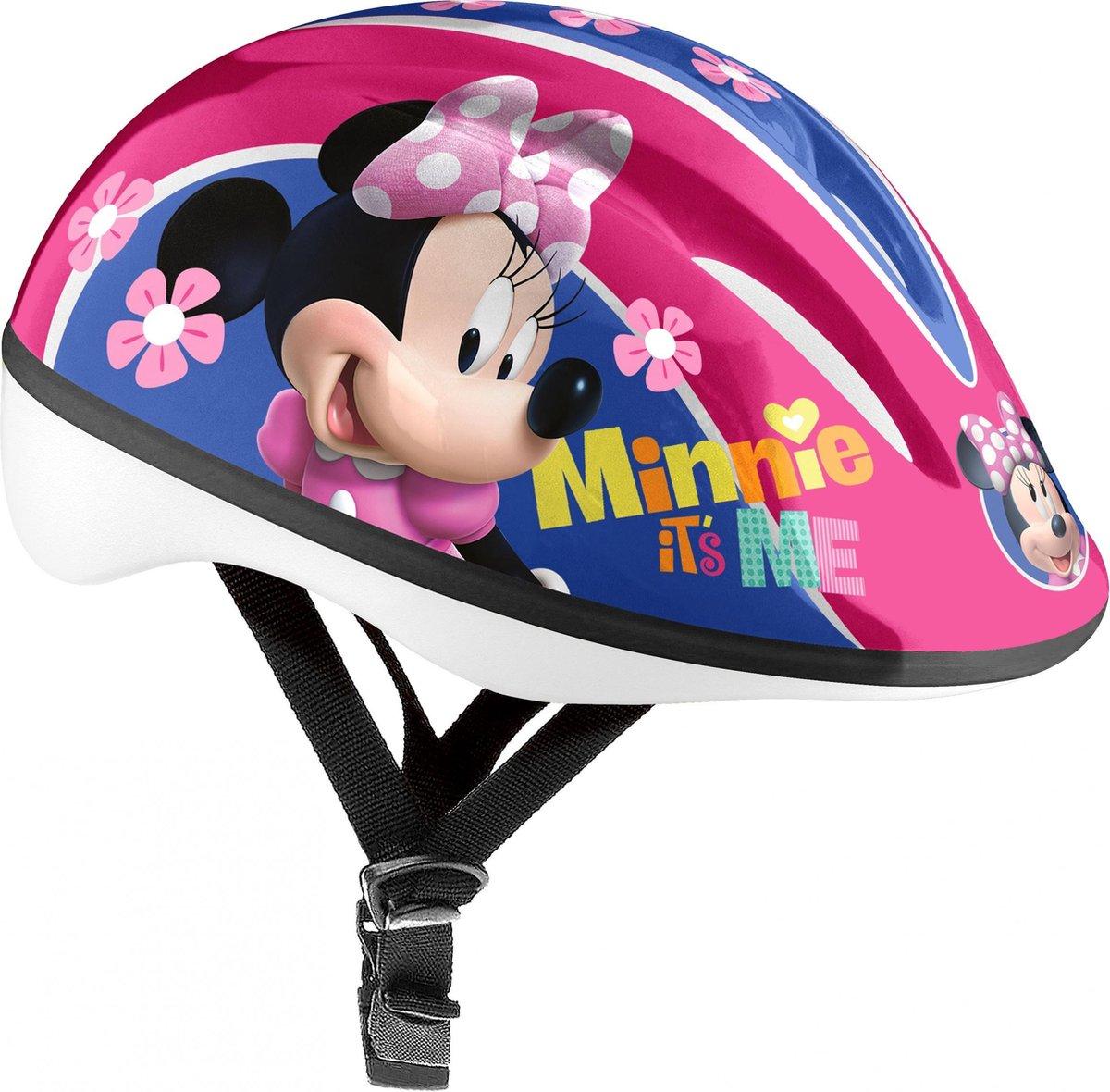 Disney Kinderhelm Minnie Mouse Meisjes Roze Maat 49/51