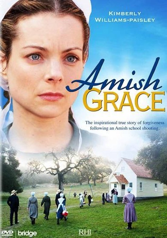 Cover van de film 'Amish Grace'