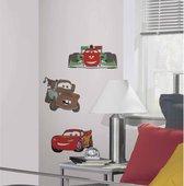 RoomMates Disney Cars 3D - Foam Muurstickers - Multi