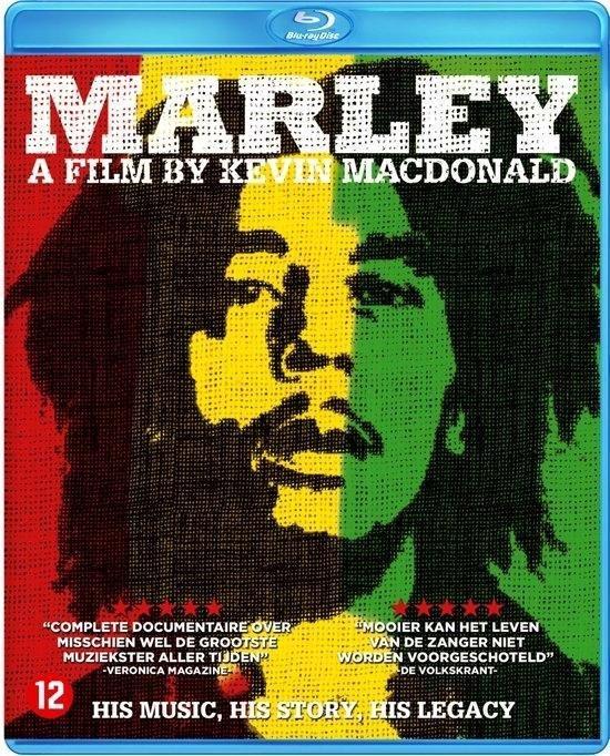 Cover van de film 'Marley'