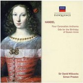 Coronation Anthems/Queen Anne Ode