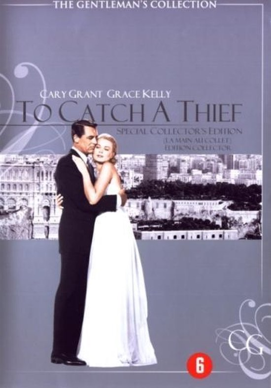 Cover van de film 'To Catch A Thief'