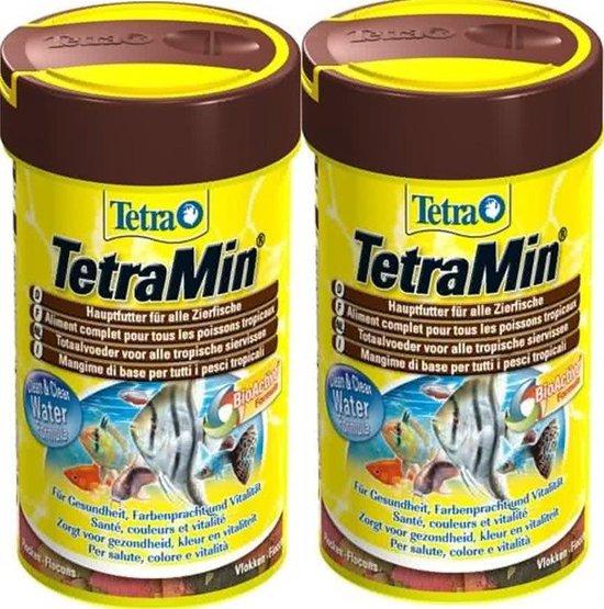 Tetramin 250 ml vlokkenvoer 2 verpakkingen van 250 ml