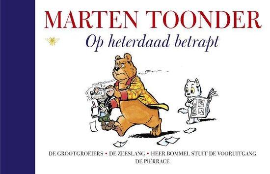Alle verhalen van Olivier B. Bommel en Tom Poes 9 - Op heterdaad betrapt - Marten Toonder  