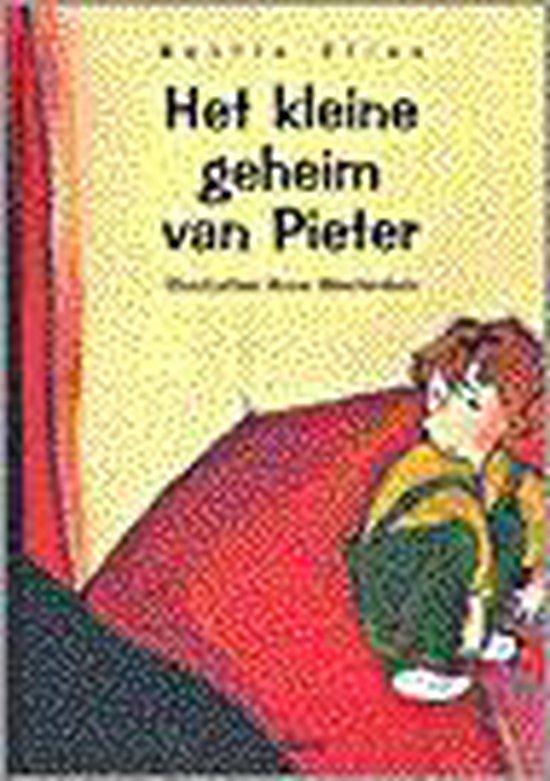 Het kleine geheim van pieter - Bettie Elias |