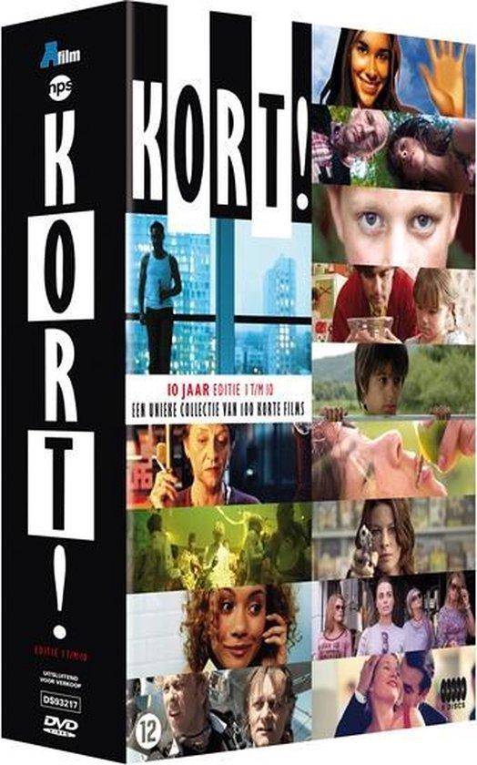 Cover van de film 'Kort!'