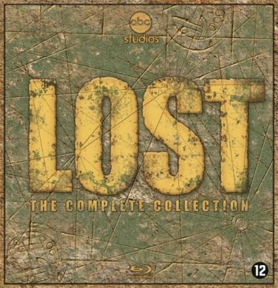 Lost - Complete Collection (Blu-ray)