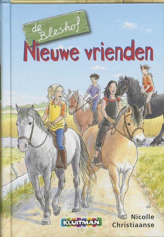 De Bleshof - Nieuwe vrienden - N. Christiaanse pdf epub