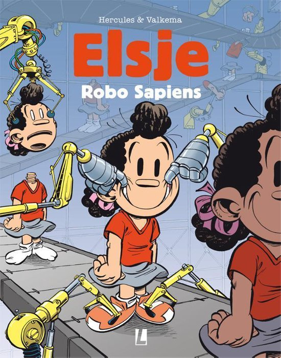 Elsje 6 - Robo Sapiens - Eric Hercules |