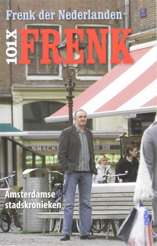 Cover van het boek '101 x Frenk' van Frenk der Nederlanden