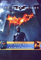 Dark Knight, The & Batman Begins