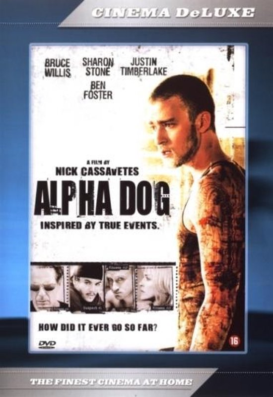 Cover van de film 'Alpha Dog'