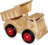 Base Toys Houten Kiepauto