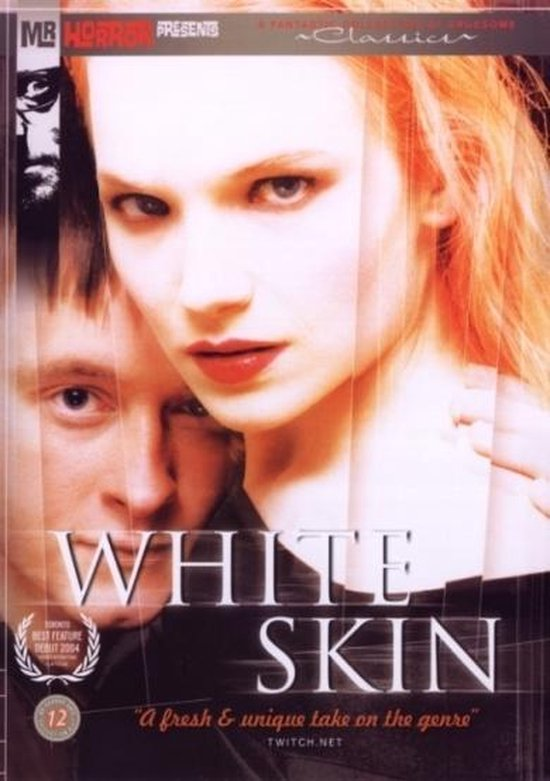 Cover van de film 'White Skin'