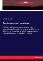 Reminiscences of Newberry