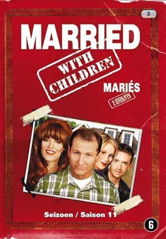 Cover van de film 'Married With Children'