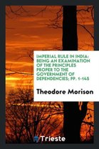 Imperial Rule in India