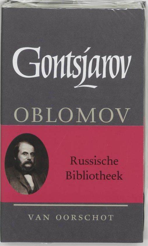 De Russische bibliotheek - Oblomow - I.A. Gontsjarow |