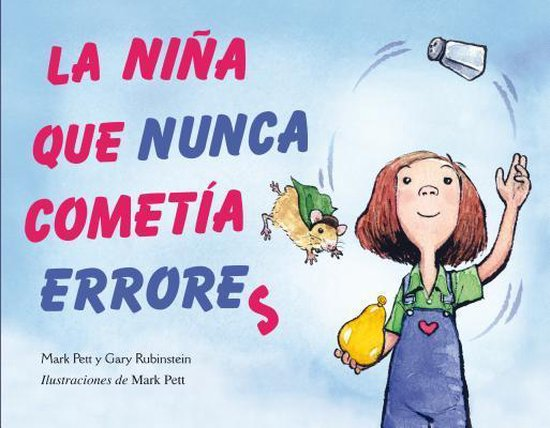 Afbeelding van La Nina Que Nunca Cometia Errores