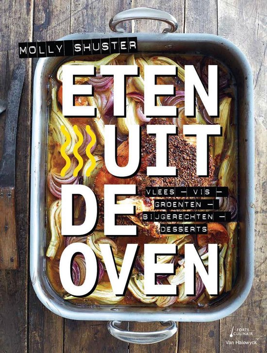 Eten uit de oven - Molly Shuster | Fthsonline.com