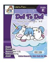 Dot to Dot Books for Kids Ages 3-5