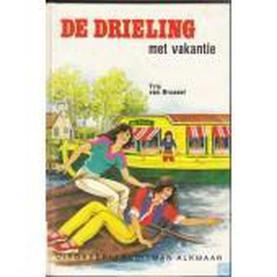 DRIELING, DE. MET VAKANTIE - Trix van Brussel |
