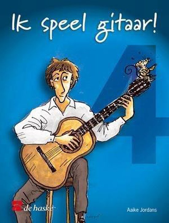 Ik speel gitaar 4 - A. Jordans | Readingchampions.org.uk