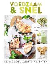 Boek cover Voedzaam & snel van Sven En Jennifer (Paperback)