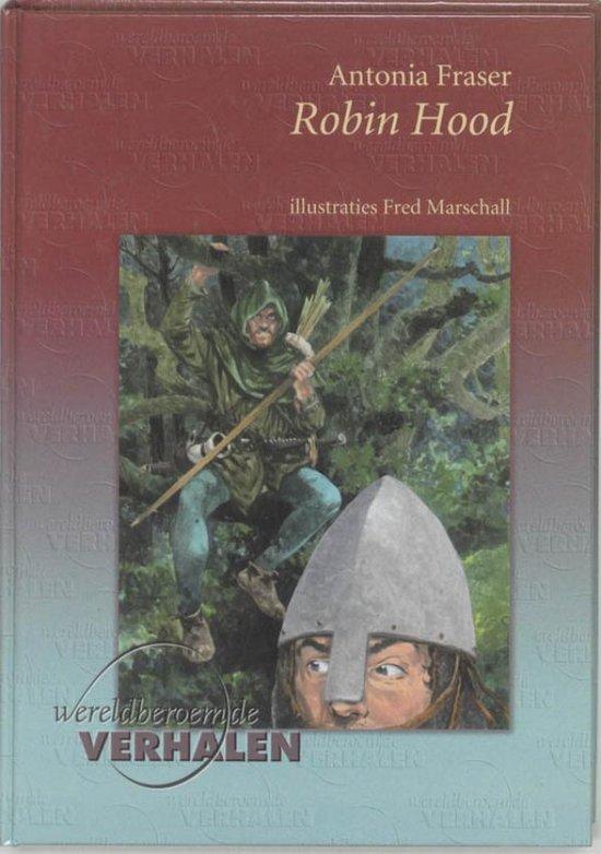Wereldberoemde verhalen - Robin Hood - Antonia Fraser | Readingchampions.org.uk