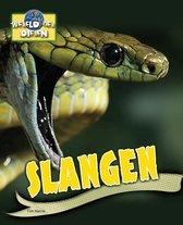 Wereld der dieren  -   Slangen