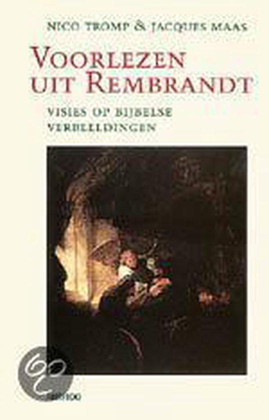 Voorlezen Uit Rembrandt - Jacques Maas |