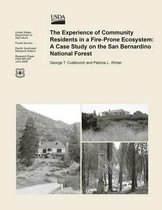 The Experience of Community Residents in a Fire-Prone Ecosystem