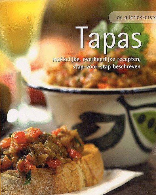 De Allerlekkerste Tapas - F. van Dijk pdf epub