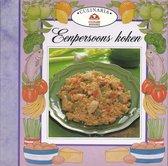 Eenpersoons koken