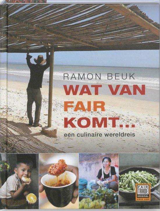 Boek cover Wat van fair komt …. van Eva Reinders Redactie