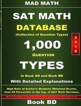 2018 SAT Math Database Book Bd