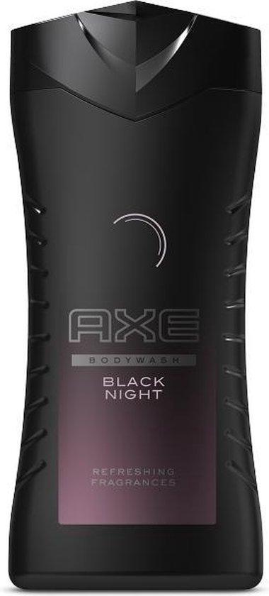 AXE Black Night Mannen Lichaam Cedar, Citrus, Munt, Sandelhout 250ml douchegel
