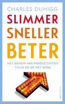 Boek cover Slimmer sneller beter van Charles Duhigg