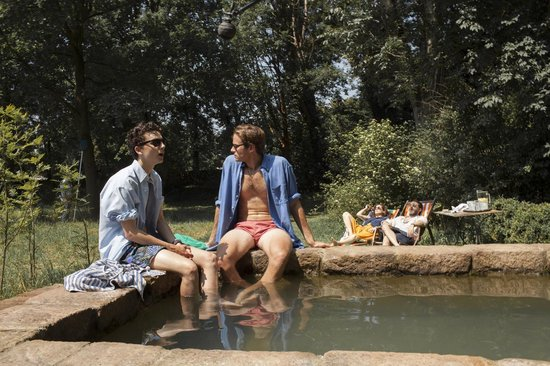 Call Me by Your Name - Movie