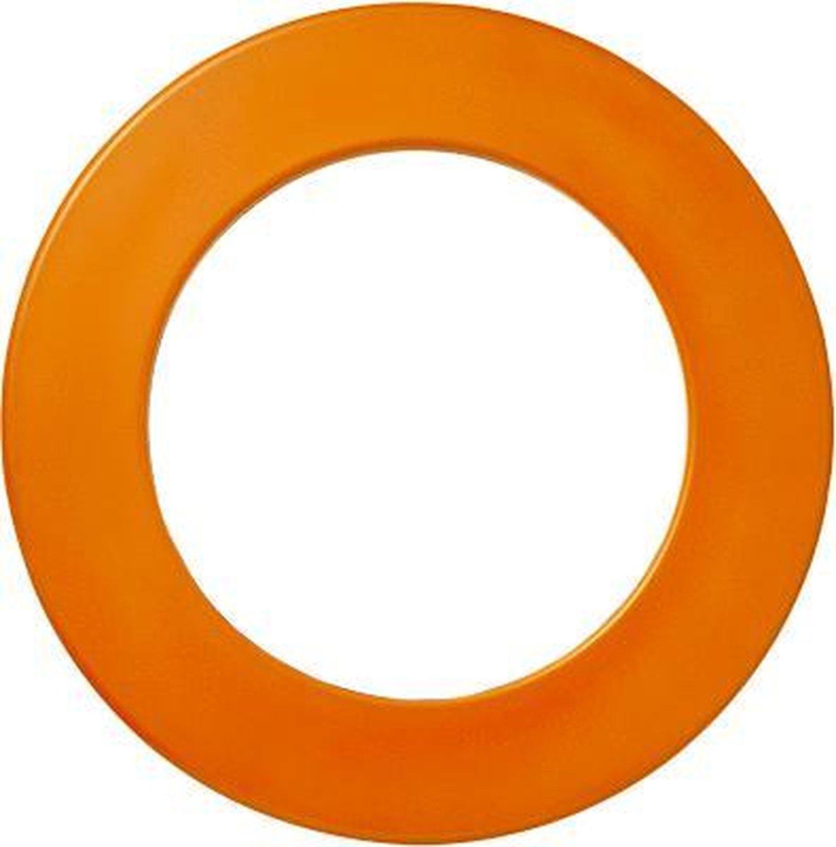 Winmau Dartbord Surround Ring - Plain orange