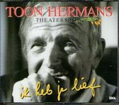 Toon Hermans - Ik heb je lief - Theatershow (2 CD's)