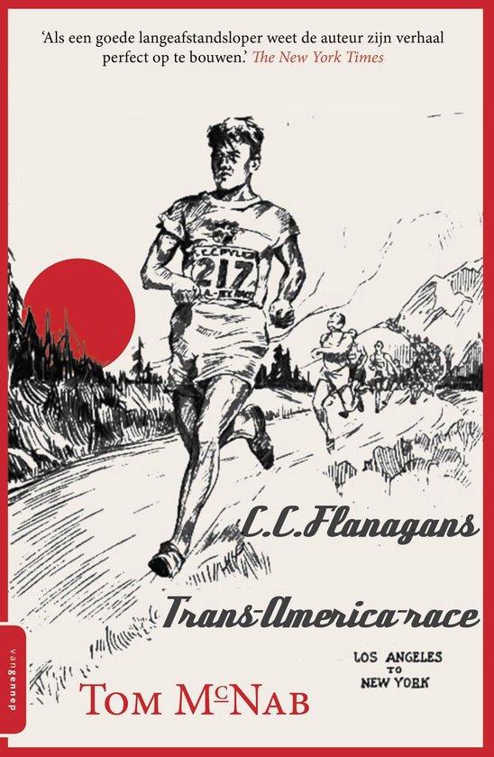 C.C. Flanagans Trans America race - Tom Mcnab   Readingchampions.org.uk