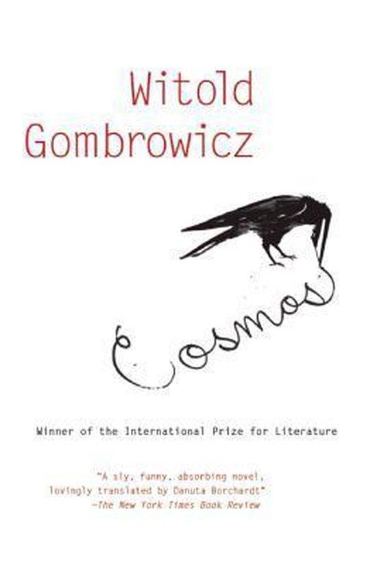 Boek cover Cosmos van Witold Gombrowicz (Paperback)