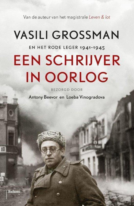 Een schrijver in oorlog - Vasili Grossman  
