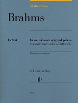 At the Piano - Brahms