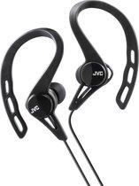 JVC HA-ECX20BE In-ear sporthoofdtelefoon - Zwart